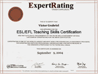 Masters In Esl Program Information