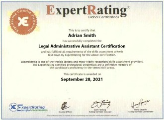 Legal administrative assistant certification 9999 online legal legal administrative assistant certification spiritdancerdesigns Images