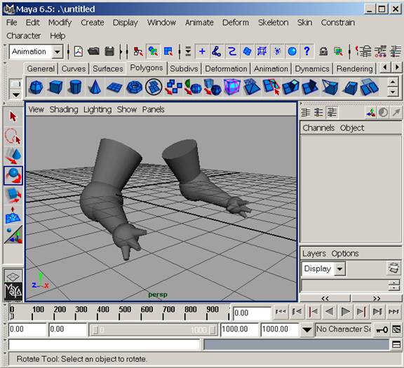 maya 3d animation software tutorial pdf