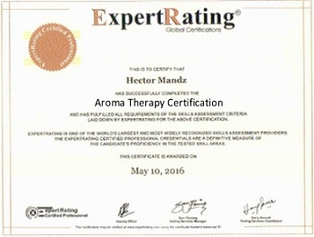 expertrating aromatherapy certification $69 99 \u2013 aromatherapyyou can buy this aromatherapy courseware (leading to aromatherapy certification) at a special offer price of only $69 99 that includes the in depth