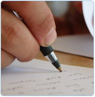 Creative writing coursework
